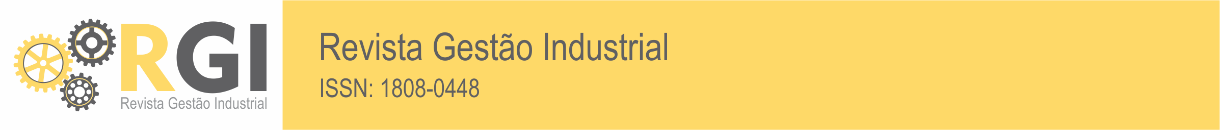 Gestao Industrial - Journal  (Revista Gestão Industrial)